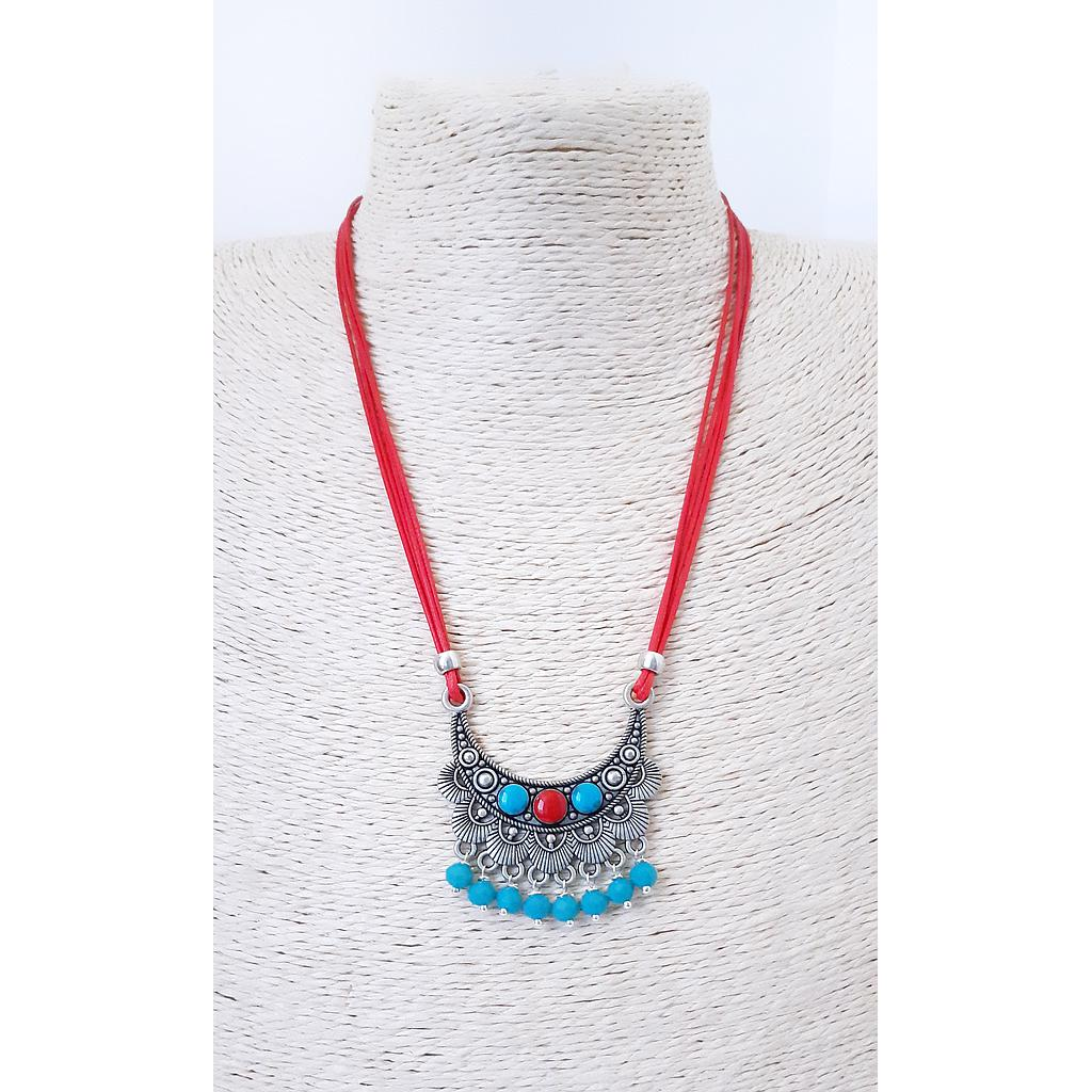 Collar pechera
